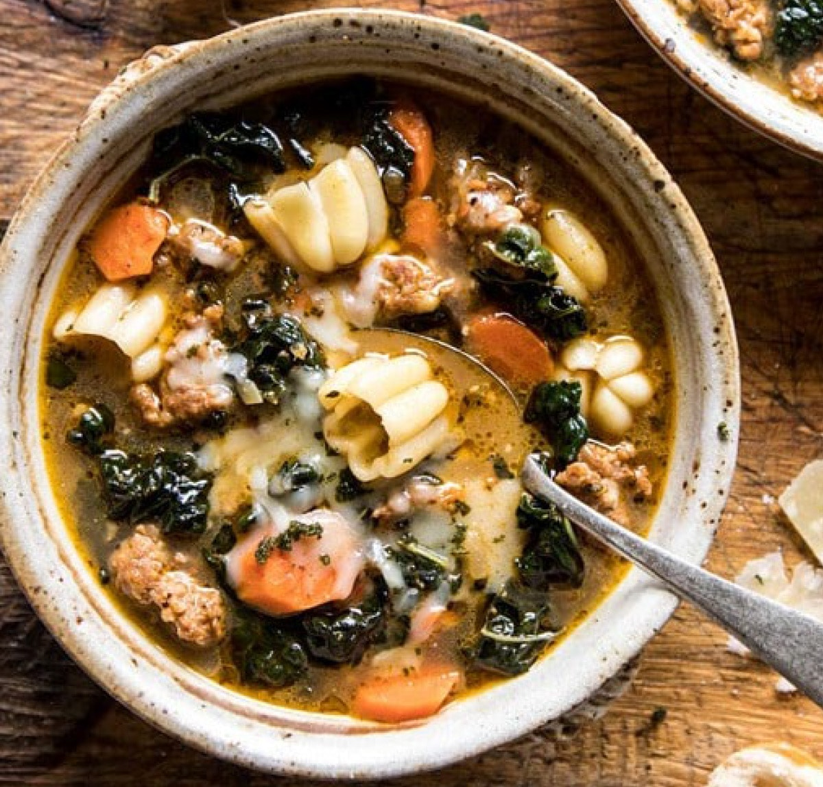 Kale-and-Carrots-National-Soup-Month